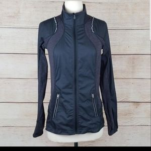 Lululemon Run Nothin But Run Jacket Black 4